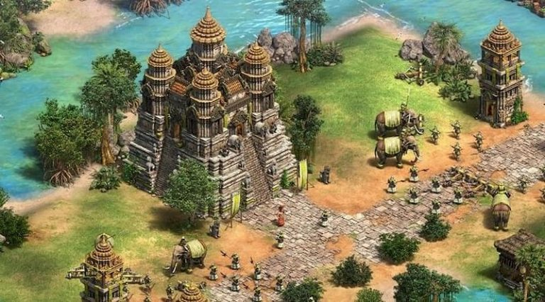 age of empires 4 civilizaciones