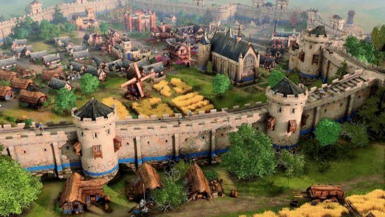 age of empires 4 poblado murallado