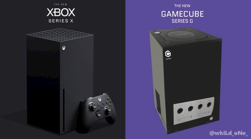 Nintendo va a demandar a Microsoft por presunto plagio del diseño de la Xbox Series X