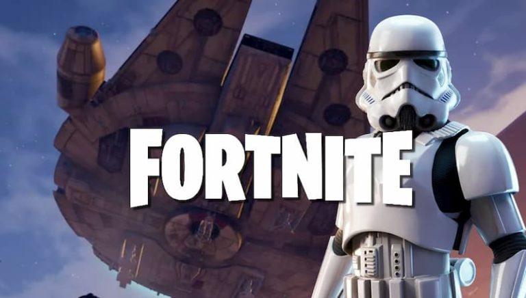 fortnite star wars