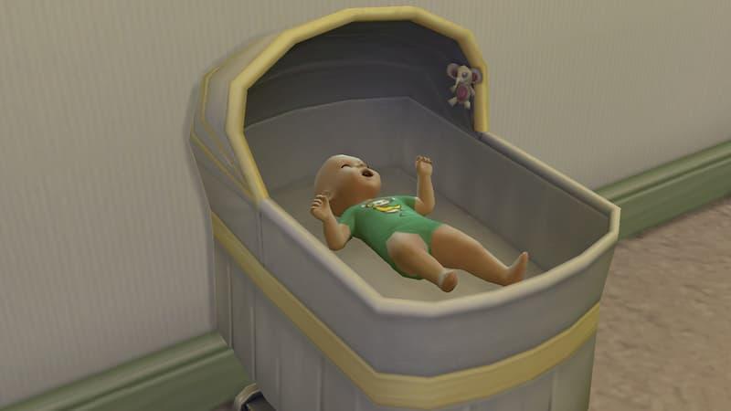 Los Sims 4: Cómo tener un hijo