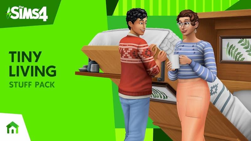 Las minicasas llegan a Los Sims 4 con un nuevo Pack