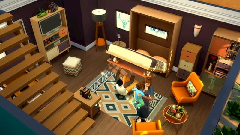sims 4 tinyhouses