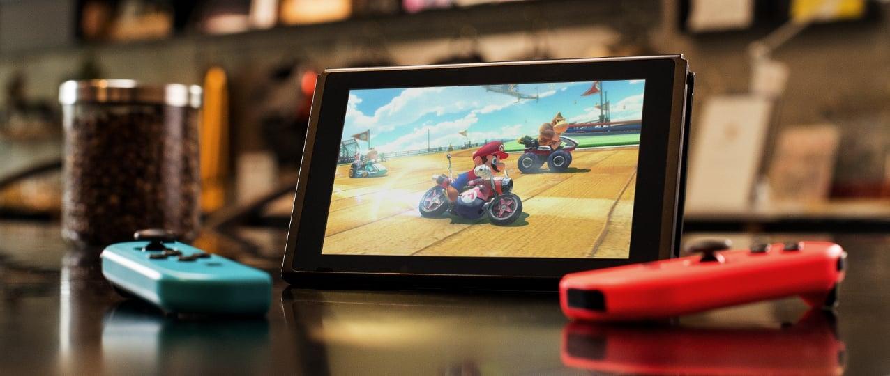 La actualización 9.2.0 llega a Nintendo Switch