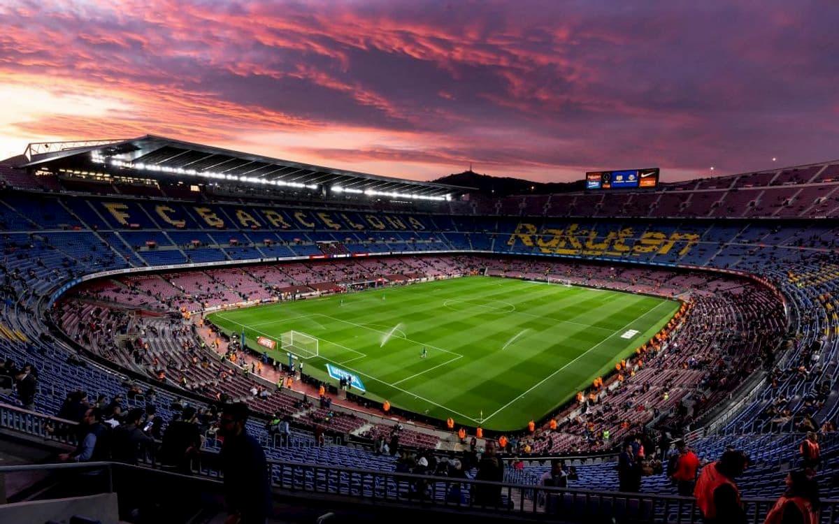 El Camp Nou En Fifa 21