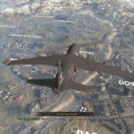 cod warzone avion