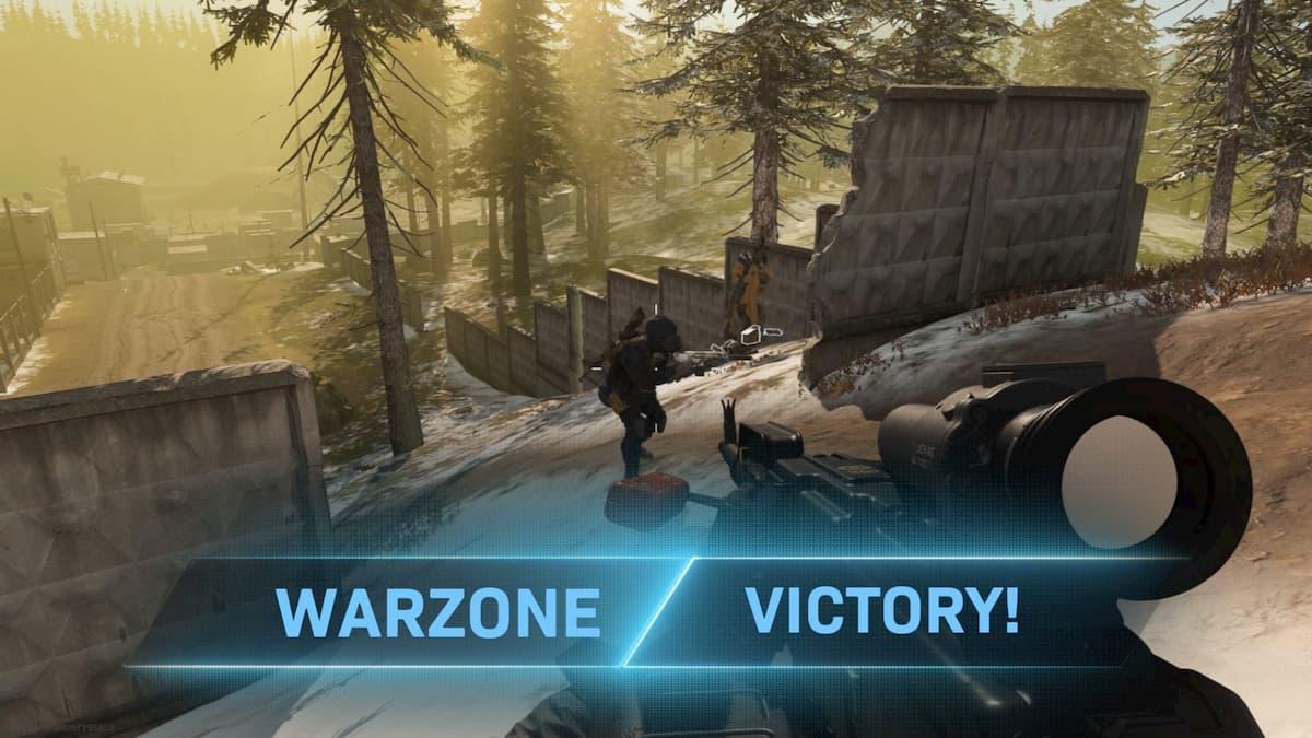 cod warzone victoria