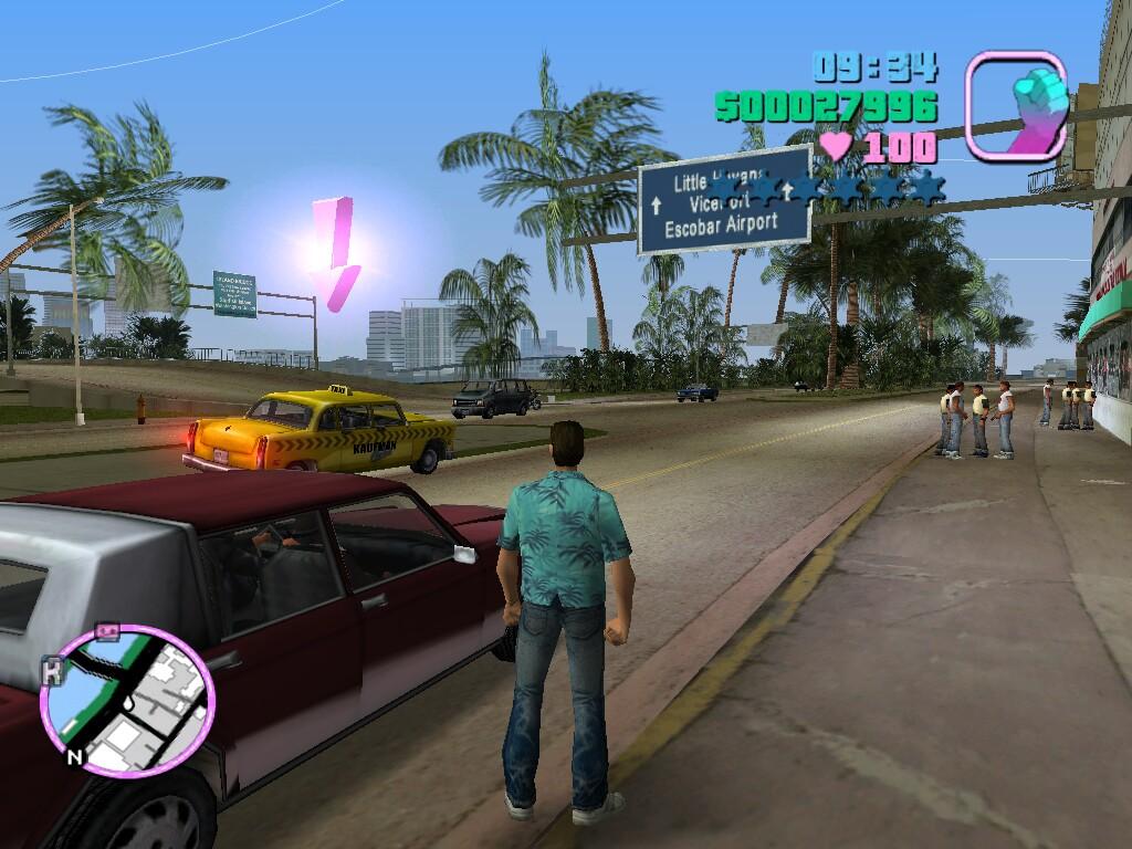 Apuntan a que la localización de GTA VI podría ser México y Miami