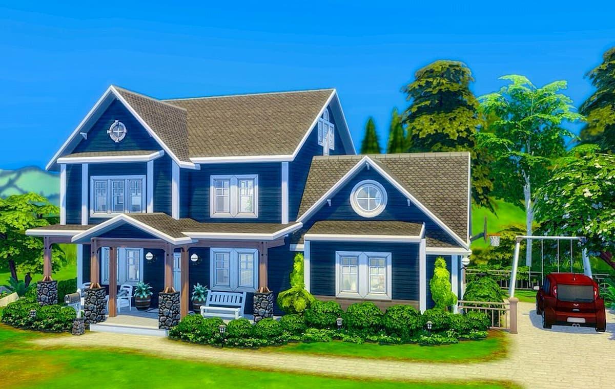 Los Sims 4: Trucos para contruir y crear una casa bonita