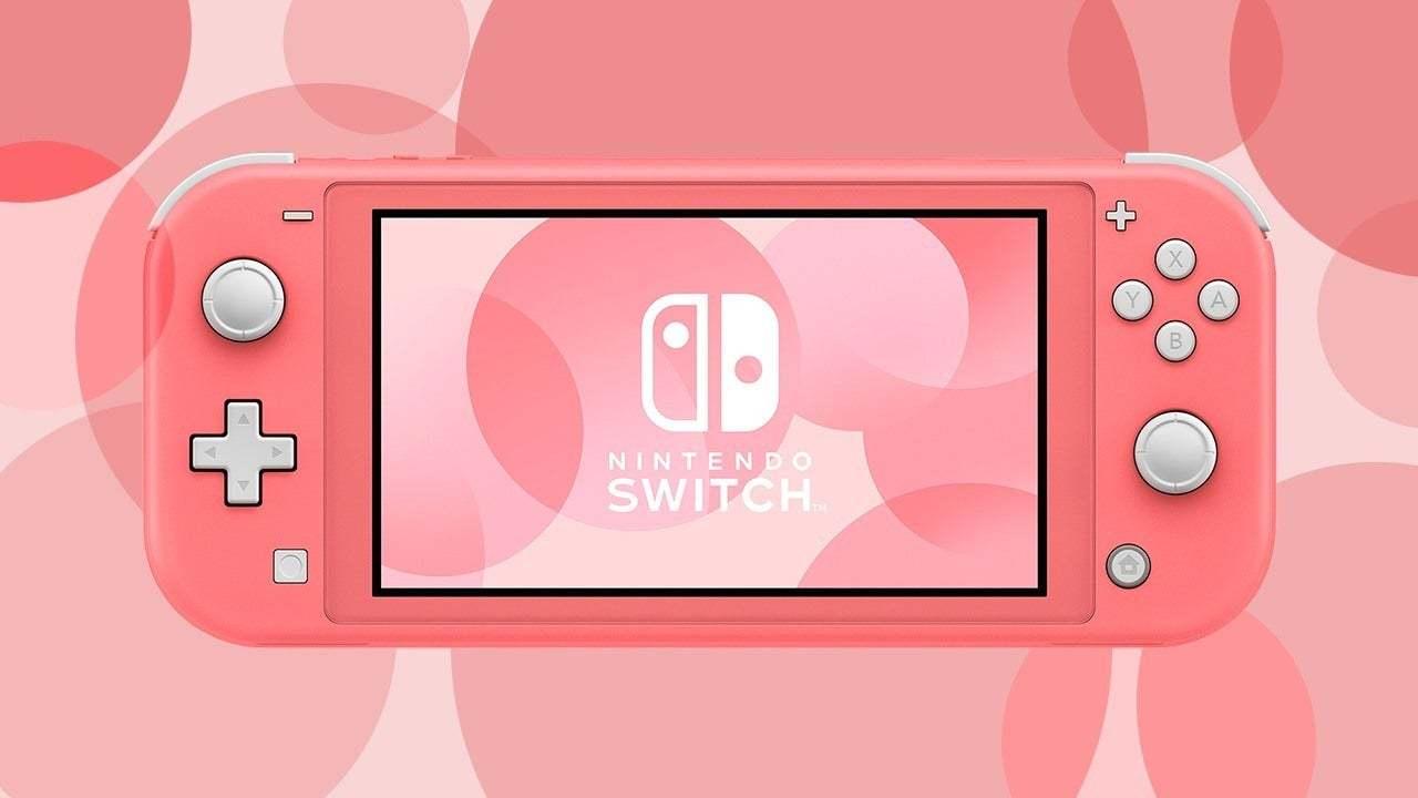 La Nintendo Switch Lite de color coral saldrá en España el próximo 24 de abril | Kyaooo