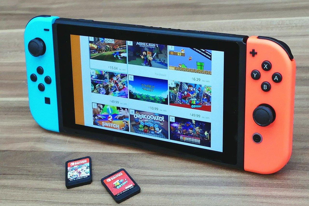 La última actualización de Nintendo Switch posibilita transferir datos entre la memoria interna y el SD | Kyaooo