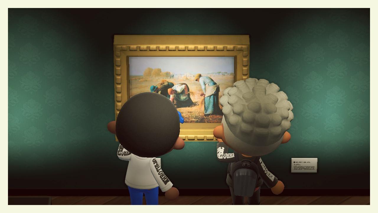 El Museo Metropolitano del Arte de NY invita a los jugadores de Animal Crossing a importar sus cuadros