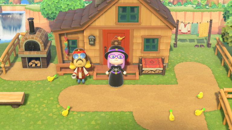 Cómo viajar a Cayo Fauno, el estudio de fotografía de Animal Crossing: New Horizons