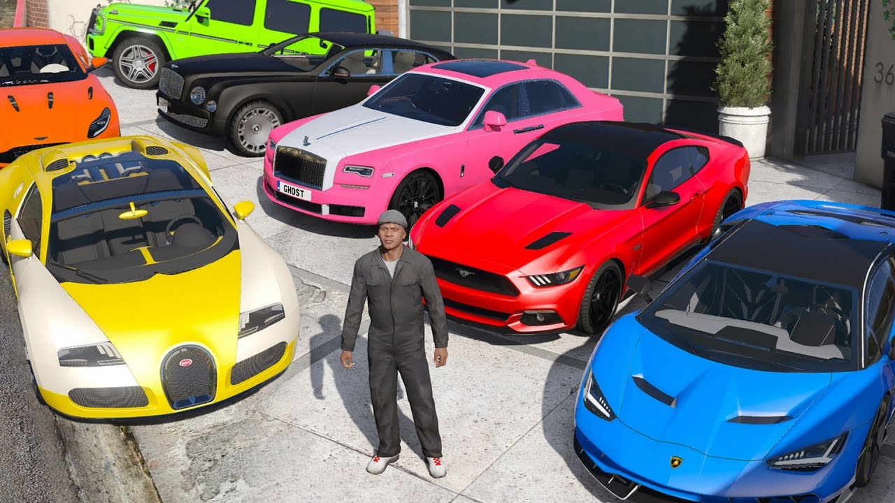 Cómo vender coches de lujo en GTA Online y cuáles son los más valiosos | Kyaooo