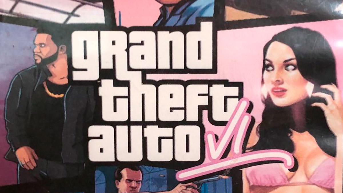 Espectacular diseño fan de la portada de GTA VI
