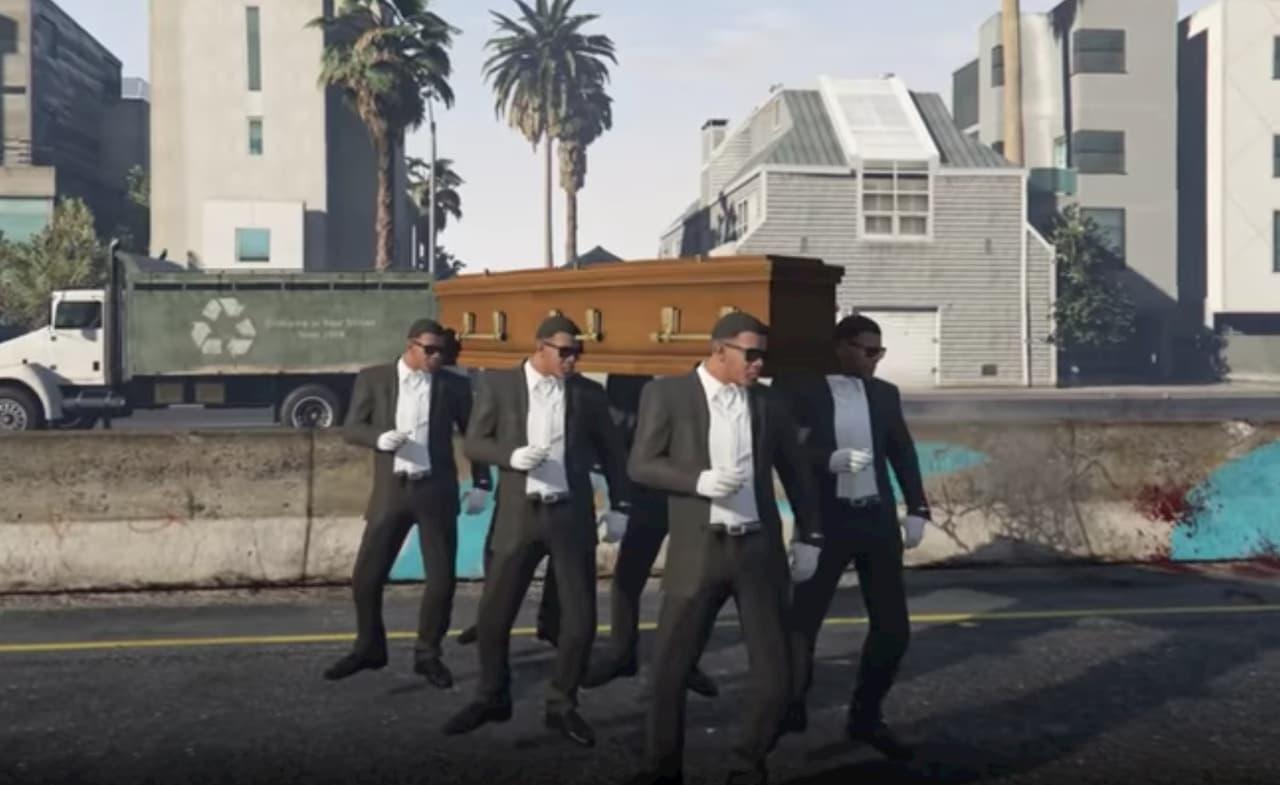 Los enterradores llegan a GTA Online | Kyaooo