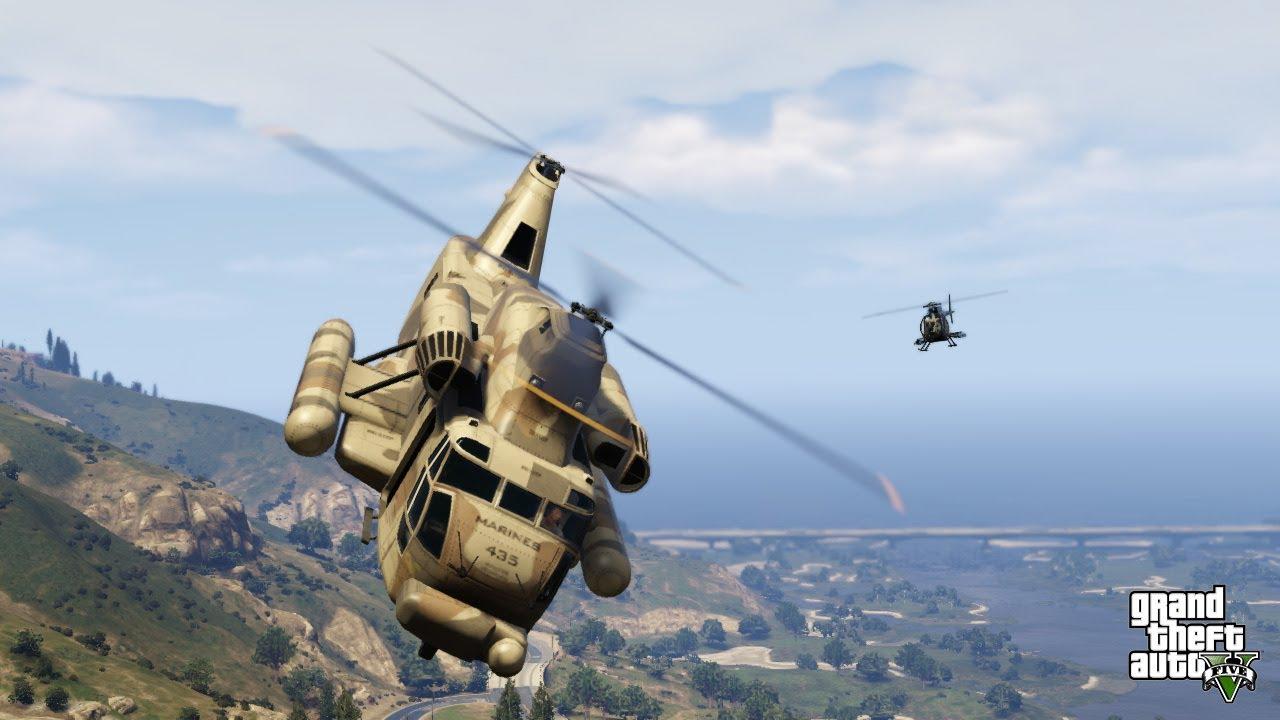Cómo y dónde encontrar helicópteros en GTA Online | Kyaooo