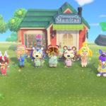 Desbloquear la tienda de Hermanas Manitas en Animal Crossing: New Horizons