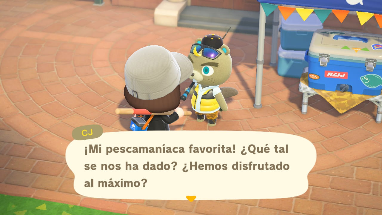 Kamilo y CJ, los compradores ambulantes de animales en Animal Crossing: New Horizons