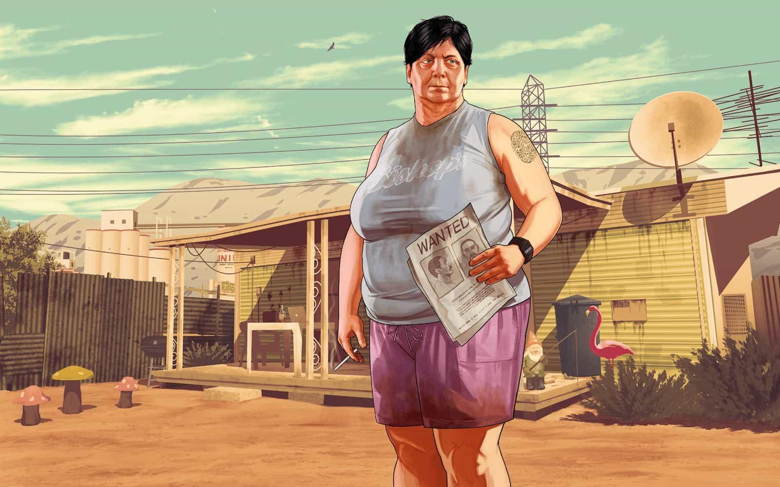 GTA V: Ubicaciones de los fugitivos de Maude