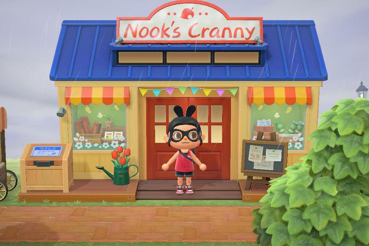 Cómo mejorar la Mini Nook de Tendo y Nendo en Animal Crossing: New Horizons