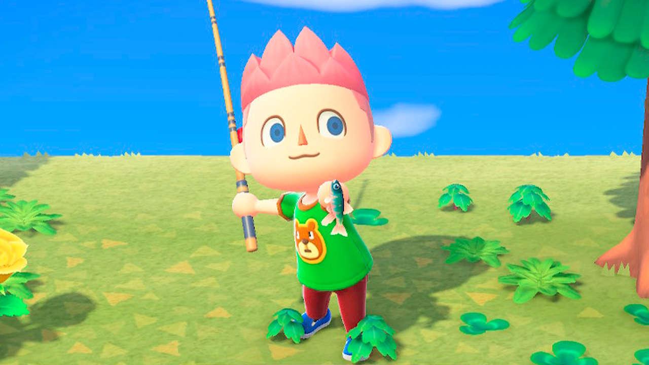 Estos son los peces de primavera de Animal Crossing: New Horizons