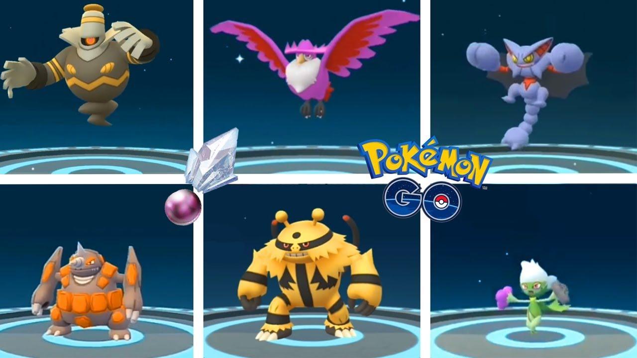 Cómo conseguir la piedra Sinnoh en Pokémon Go y con quién utilizarla | Kyaooo