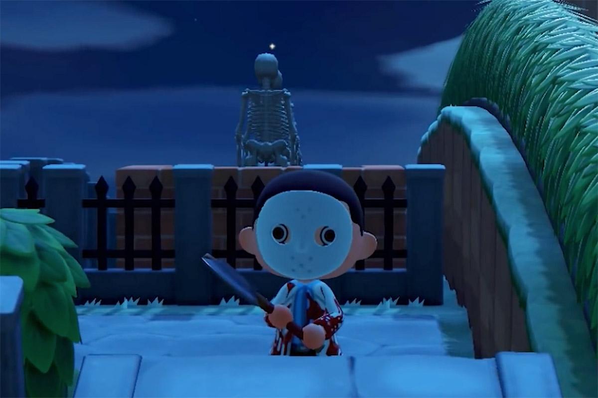 Pasa miedo en Animal Crossing con este tráiler creado por un fan