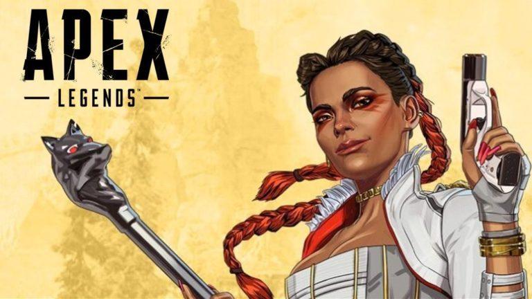 Loba, la nueva leyenda de Apex Legends