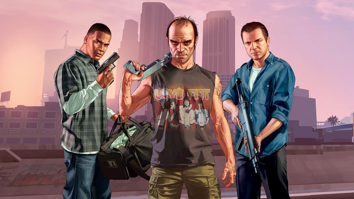 Epic Games regalará GTA V en su tienda