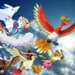 Estos son los mejores pokémon de tipo volador para el competitivo de Escudo y Espada