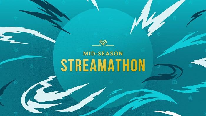 Mid-Season Streamathon League of Legends