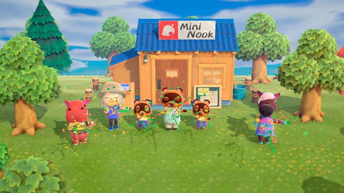 La forma olvidada de conseguir bayas en Animal Crossing