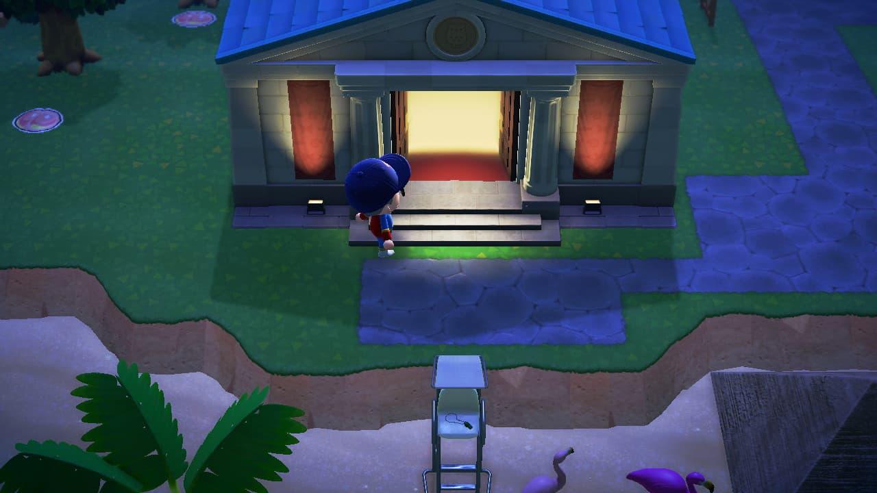 El decepcionante Día Internacional de los Museos de Animal Crossing