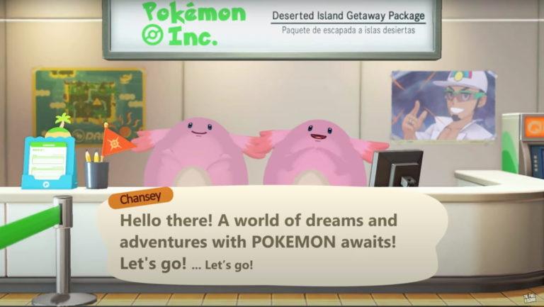 ¿Pokémon en Animal Crossing? Así lucirían las criaturas en tu isla