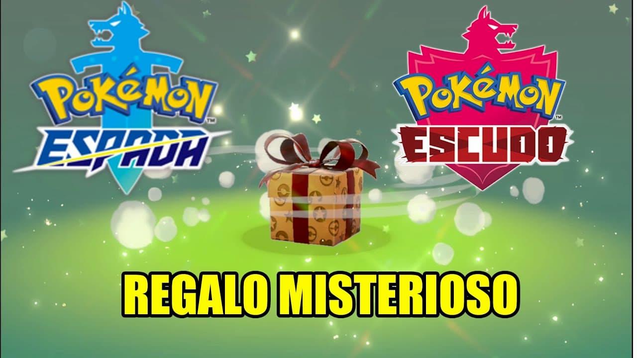 Estos son los regalos misteriosos de Pokémon Escudo y Espada antes del primer DLC