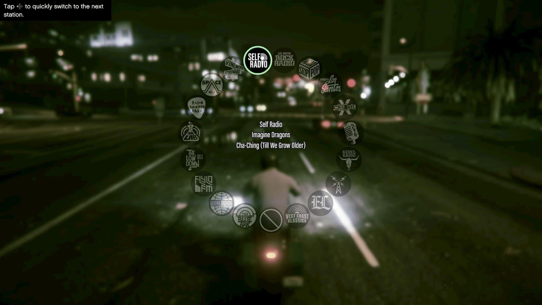 GTA V: Así se personaliza la música de una emisora de radio