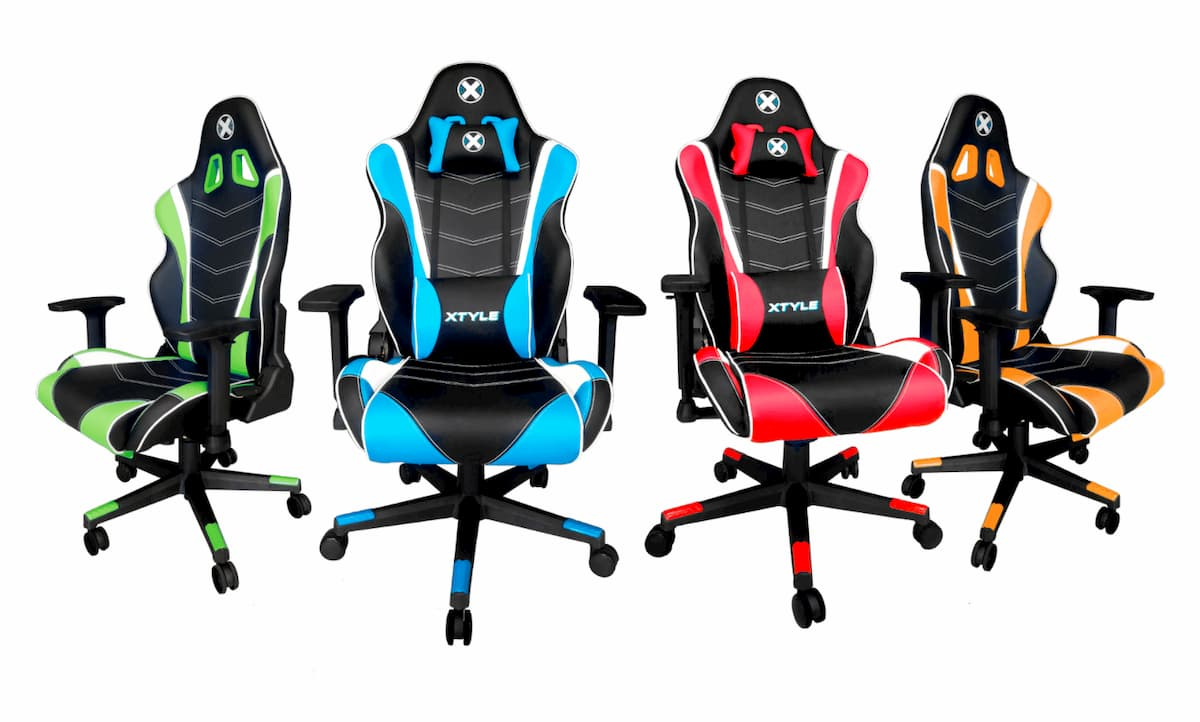 sillas gaming x chairs