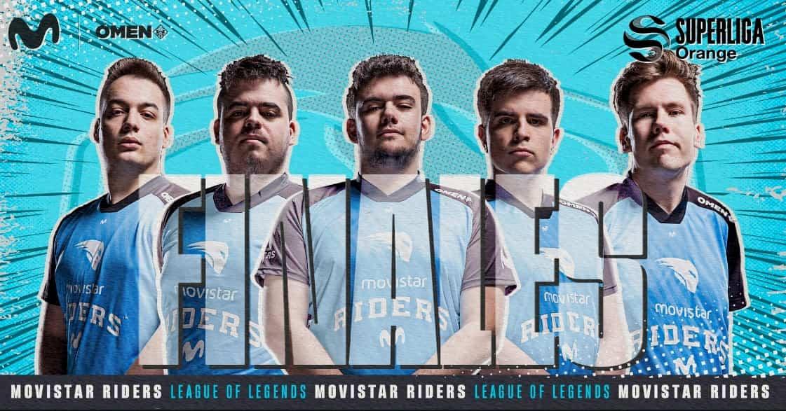Movistar Riders 1