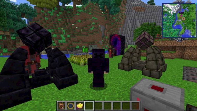 Thaumcraft, el mod de Minecraft para los amantes de la magia y hechizos