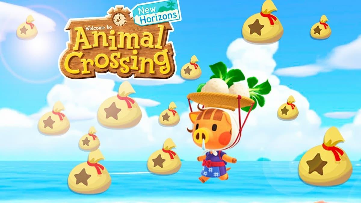 Nintendo tomará medidas contra el uso de dinero real en Animal Crossing
