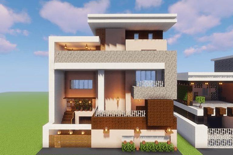 Minecraft: Las mejores construcciones de casas que has visto