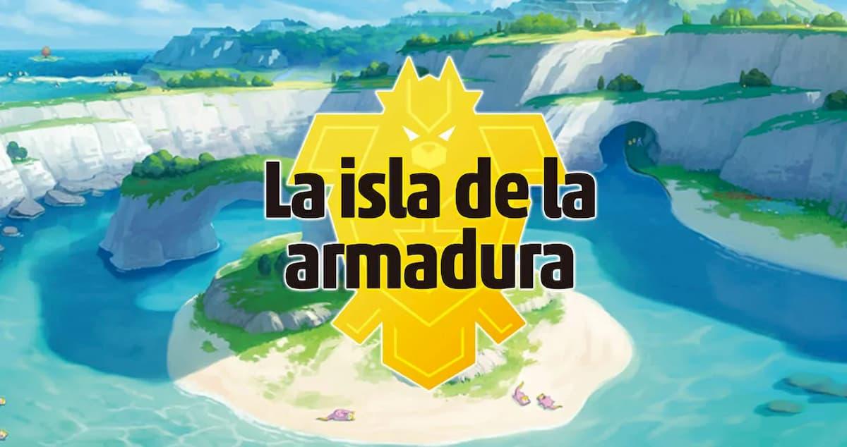 Lo que podremos disfrutar en La Isla de la Armadura de Pokémon Escudo y Espada