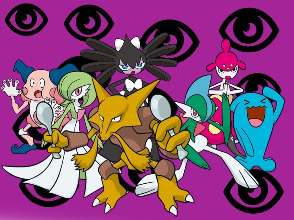 Los mejores pokémon de tipo psíquico para el competitivo de Pokémon Escudo y Espada