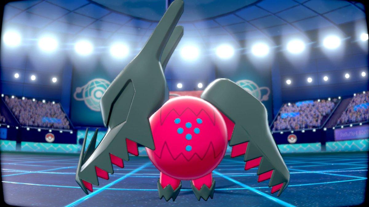 regidraco pokemon escudo espada