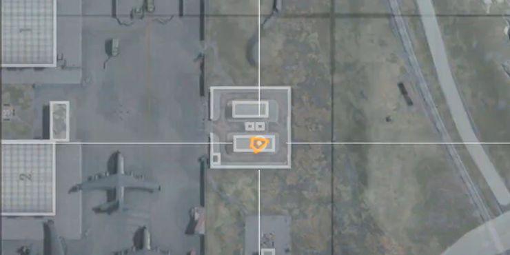 aeropuerto uav warzone
