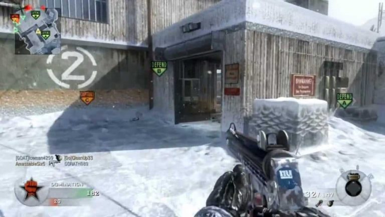 Filtraciones del próximo Call of Duty: Black Ops Cold War