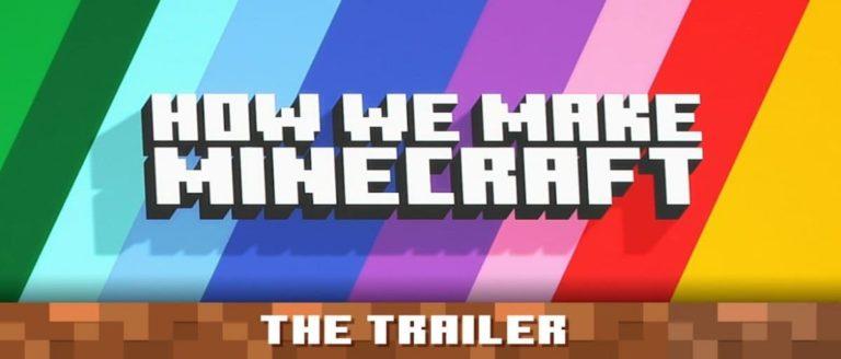 «How we make Minecraft», la historia 'inside' de cómo surgió el trascendental juego de Mojang