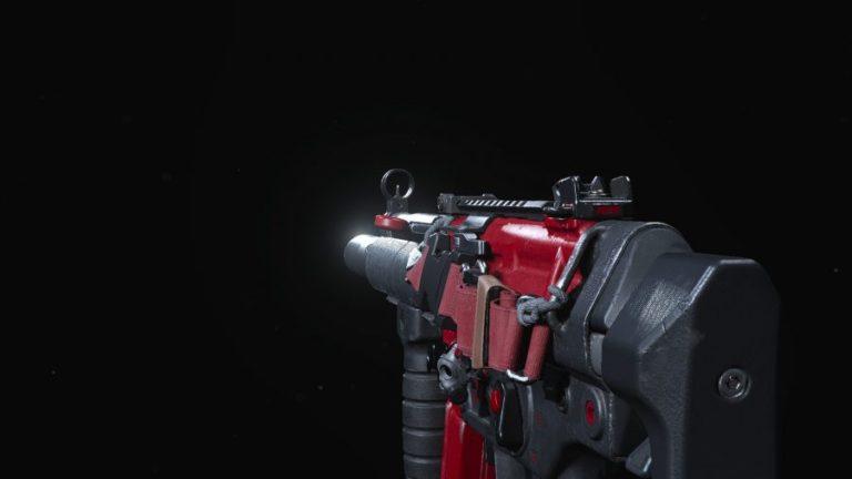 Esta es la mejor combinación para el MP5 en Warzone