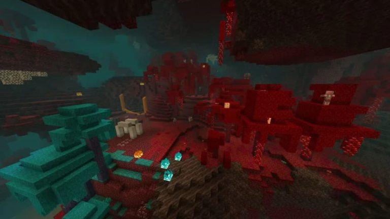 Minecraft recibe una actualización para arreglar los bugs del parche del Nether
